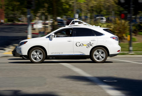 Google will pay you $20 per hour just to sit in a self-driving car