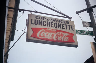 Cup & Saucer Luncheonette