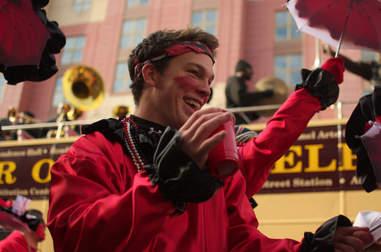 Mummer's Parade Philadelphia