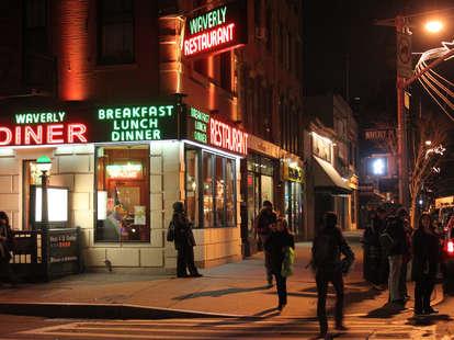 Waverly Diner