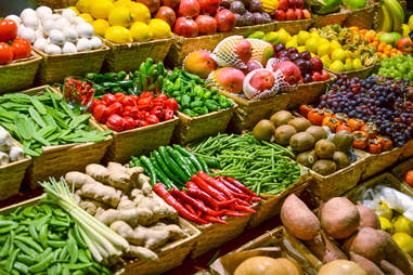 fruit in the market