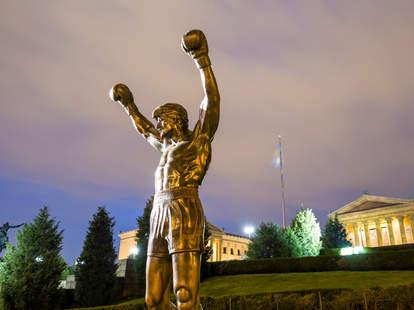 rocky statute and museum Philadelphia