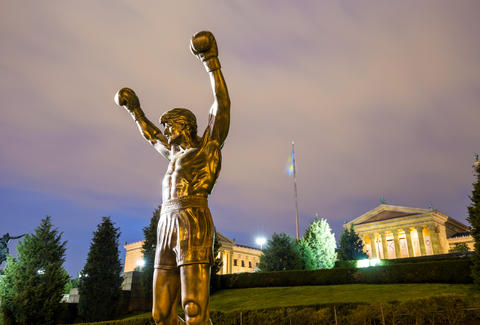 rocky statute and museum Philadelphia