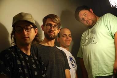 Big Bill band Austin