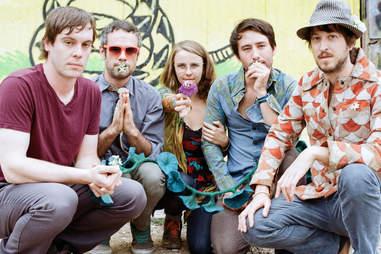 THE DEER band austin