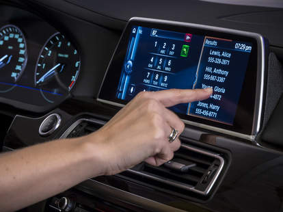 Your car and your phone are becoming more closely related