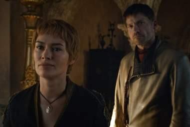 cersei and jaime game of thrones season 6
