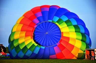 Nebraska Wine and Balloon Festival