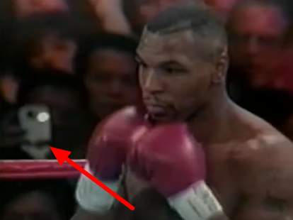 Mike Tyson Time Travel