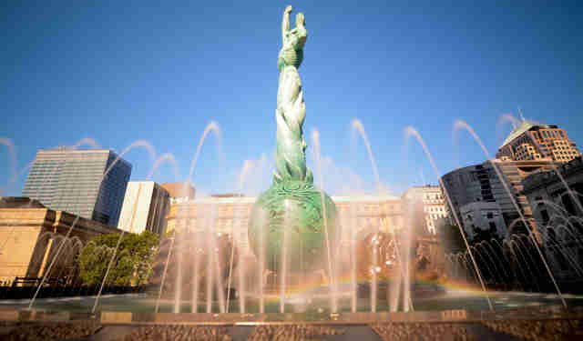 Fountain of Eternal Life Cleveland