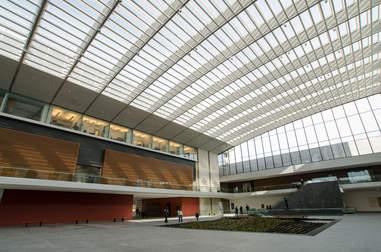 The Ames Family Atrium -- Cleveland Museum of Art
