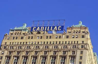 cadillac place