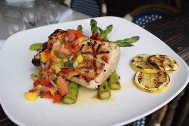 Casablance seafood bar and grill
