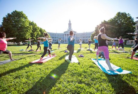 11 Totally Free Places to Exercise in Denver