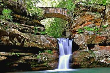 Hocking Hills State Park, OH