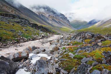 Gates of the Arctic National Park, AK