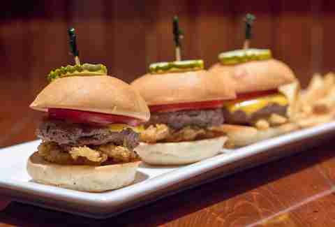 Cadillac Ranch burgers