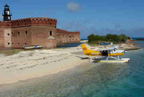 dry tortugas islands fl