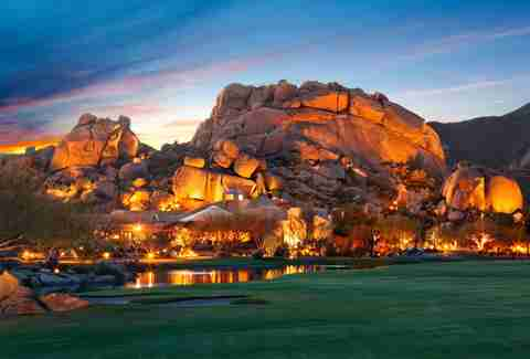 the boulders resort spa