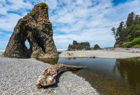 Olympic Coast Beaches, Washington