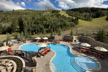 St Regis Deer Valley, Utah