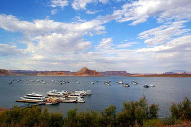 Lake Powell, Utah houseboats