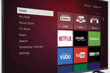 TCL 55FS3750 Roku Smart LED TV