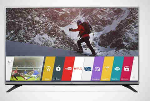 LG Electronics 43LF5900 Smart LED TV