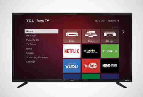 TCL 48FS3750 Roku Smart LED TV