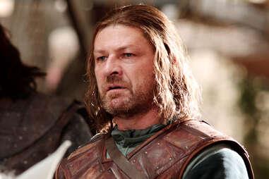 ned stark game of thrones return