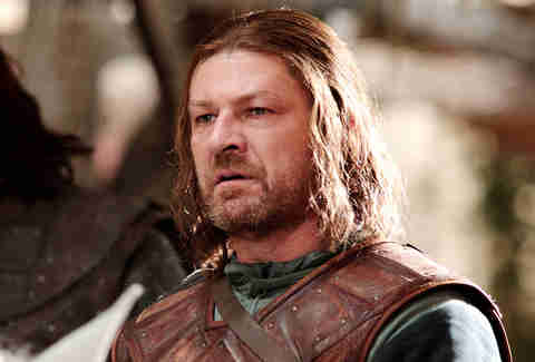ned stark game of thrones return