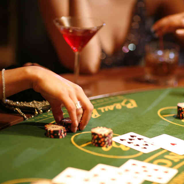 What Your Casino Drink Says About You