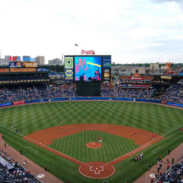 Everything You Need to Do at Turner Field Before the Braves Leave It Forever