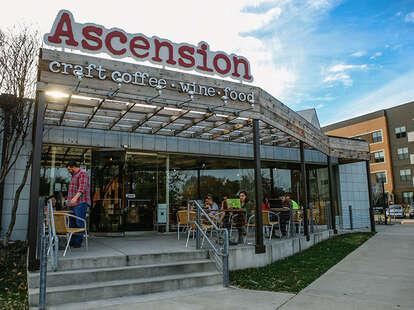 Ascension Coffee Dallas