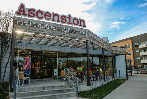 Ascension Coffee Dallas