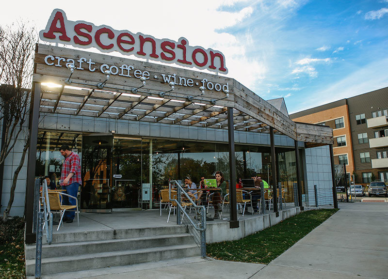 Ascension Coffee Fort Worth