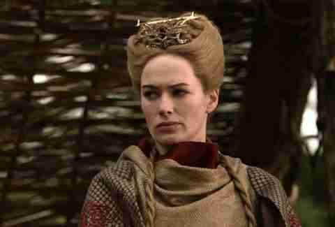 Cersei Lannister HBO Game of Thrones Lena Headey