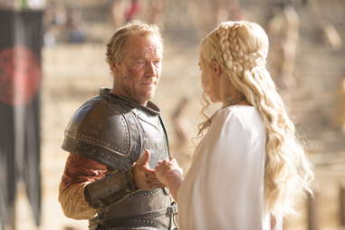 Daenerys HBO Game of Thrones Emilia Clarke