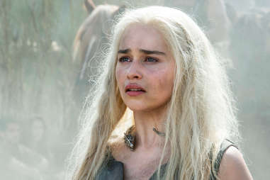 Dany HBO Game of Thrones Emilia Clarke
