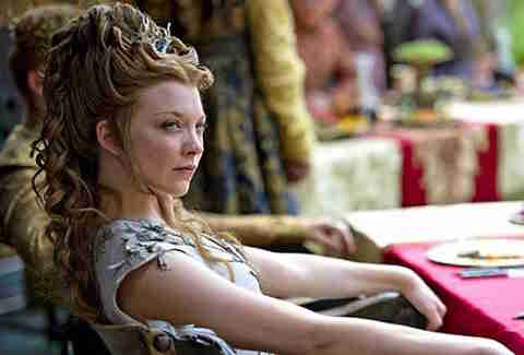 HBO Game of Thrones Margaery Tyrell Natalie Dormer