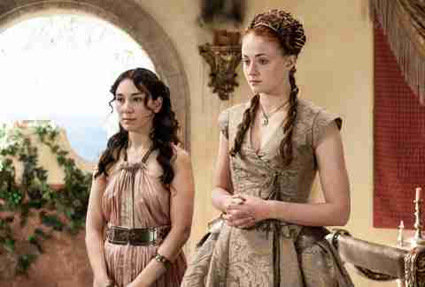 HBO Game of Thrones Sansa Stark Sophie Turner