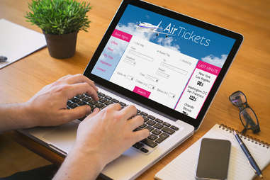 booking airline ticket
