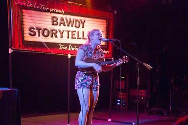 Bawdy Storytelling san francisco