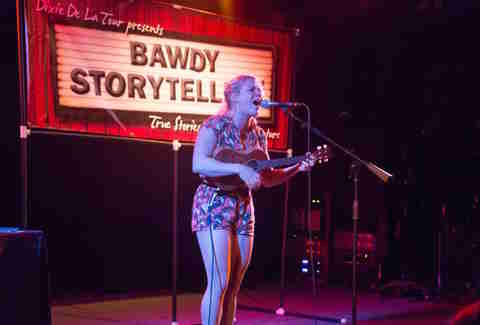 Bawdy Storytelling san francisco