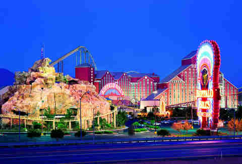 Buffalo Bill's Primm Valley Resorts Las Vegas