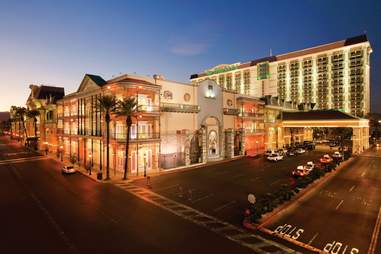 The Orleans Hotel and Casino - Las Vegas