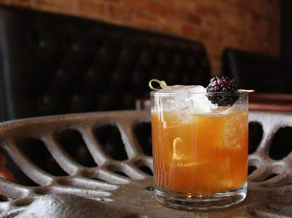 scofflaw gin cocktail