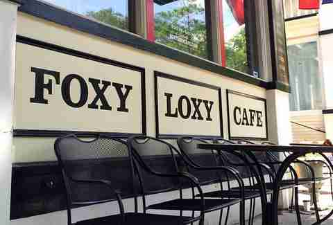 Foxy Lady Print Gallery and Cafe