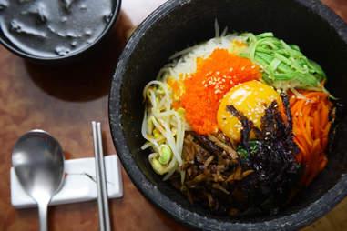 Bibimbap (Rice bowl)