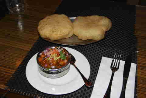 Dhaba Indian Dish